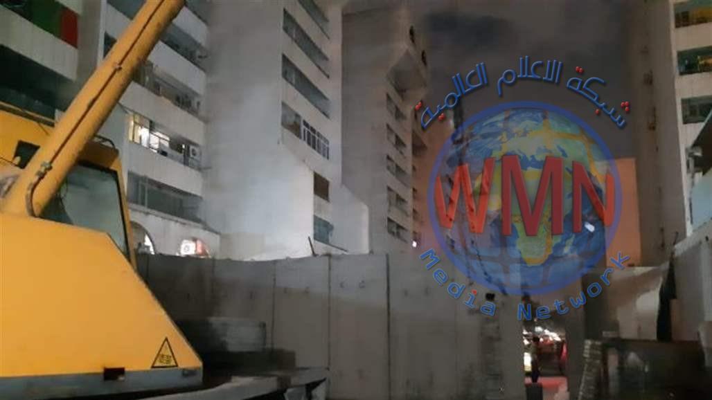 "افتتاح شارع ""مهم"" مغلق منذ عام 2006 وسط بغداد"