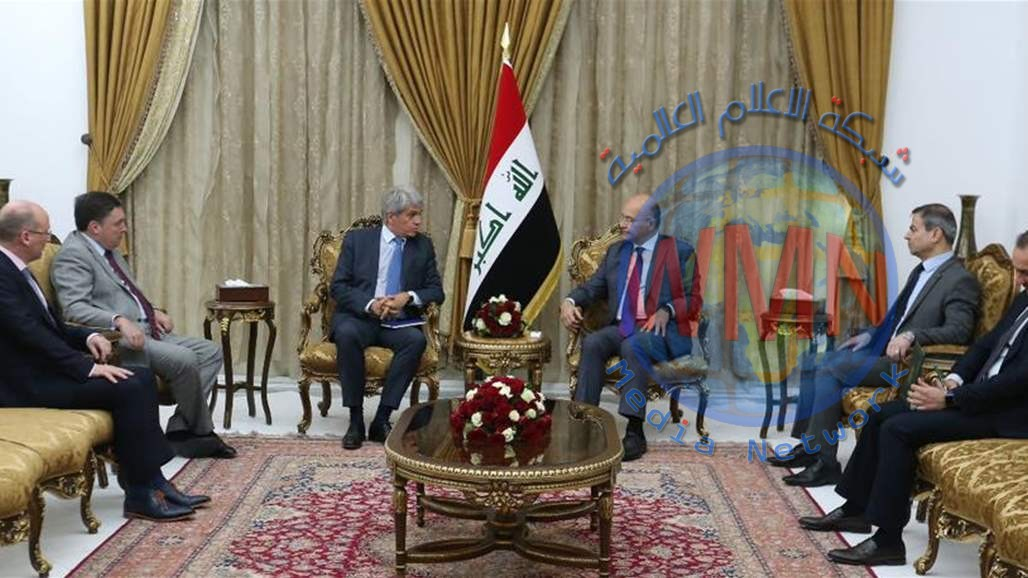 الدكتور برهم صالح: العراق حريص على اقامة علاقات متوازنة بين إيران وأميركا
