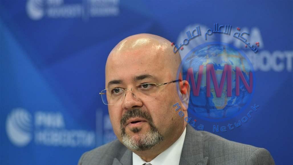 سفير العراق لدى روسيا ينفى نية العراق شراء منظومة (اس-400) الصاروخية