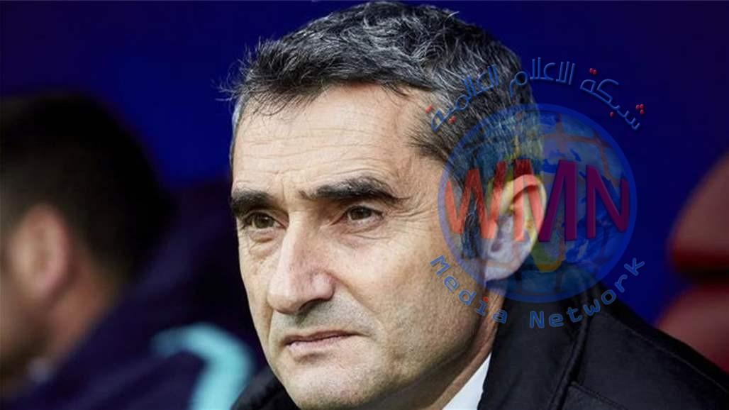 رئيس برشلونة يحسم مصير فالفيردي بعد خسارة كأس الملك