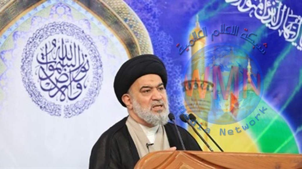 السيد احمد الصافي يدعو لمنع ألعاب العنف خلال العيد
