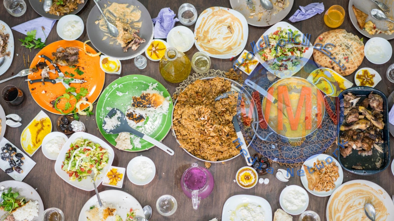 هل دبي من أكثر دول العالم هدراً للطعام خلال شهر رمضان؟