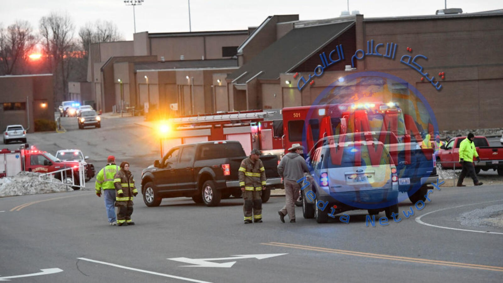 """قتيل وجرحى باقتحام طالبين مسلحين مدرسة في """"دنفر"""" بالولايات المتحدة"""