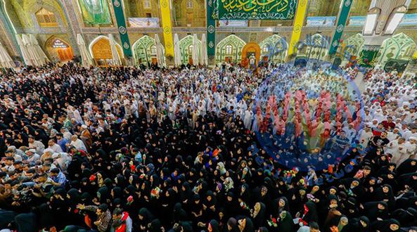 قيادة الفرات الأوسط للحشد تعلن الجهوزية لإحياء ذكرى استشهاد الامام علي (ع)