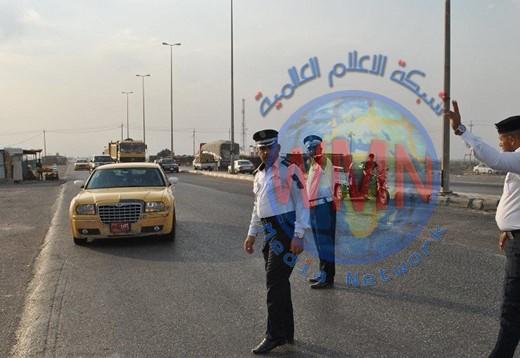 المرور تباشر بالمرحلة الثانية من المشروع الوطني وتكشف تفاصيلها