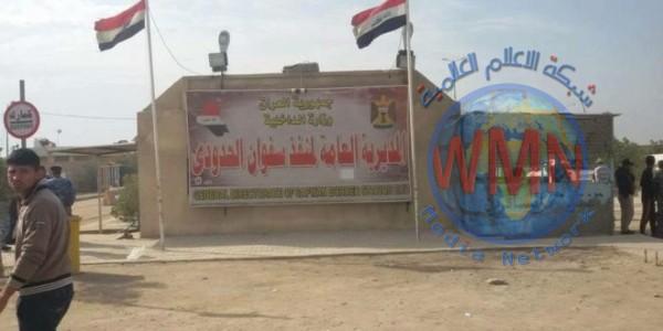اتفاق عراقي -كويتي على بناء منفذ سفوان الحدودي