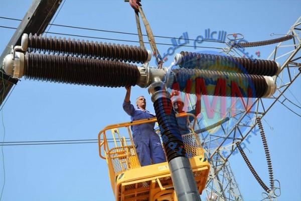 وزارة الكهرباء تكشف عن مشروع جديد وتعلن ساعات التجهيز