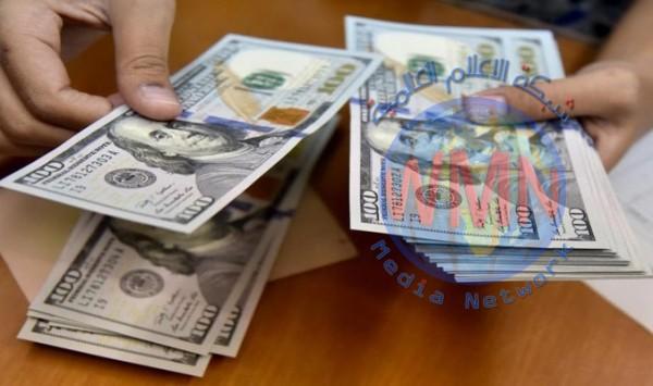 استقراراً بسعر صرف الدولار الامريكي مقابل الدينار العراقي