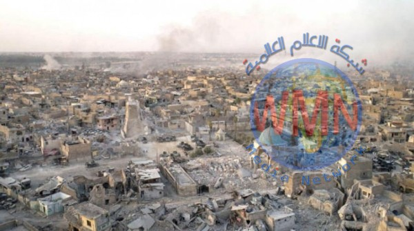 بدء إعمار أبرز معالم الموصل القديمة