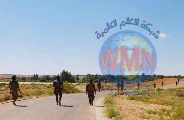 قتل 9 دواعش شمال الرطبة