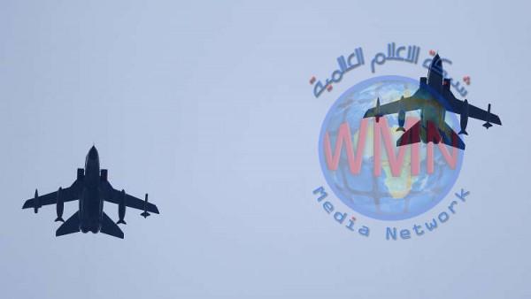 سقوط طائرة تركية في شمال العراق