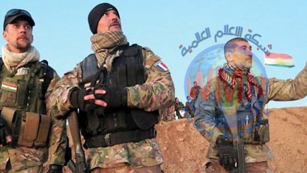 قوة فرنسية تشارك بإنزال جوي شمال العراق.. وهذا الهدف