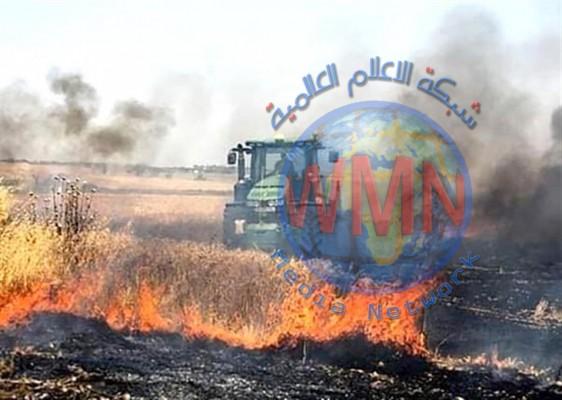 استشهاد 4 مزارعين بهجوم لداعش على حقولهم في الشرقاط