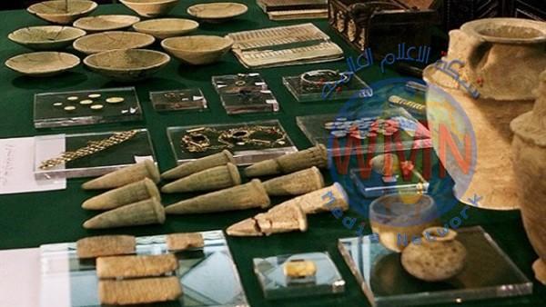 العراق يعتزم إعادة أكثر من 16 ألف قطعة أثرية من امريكا