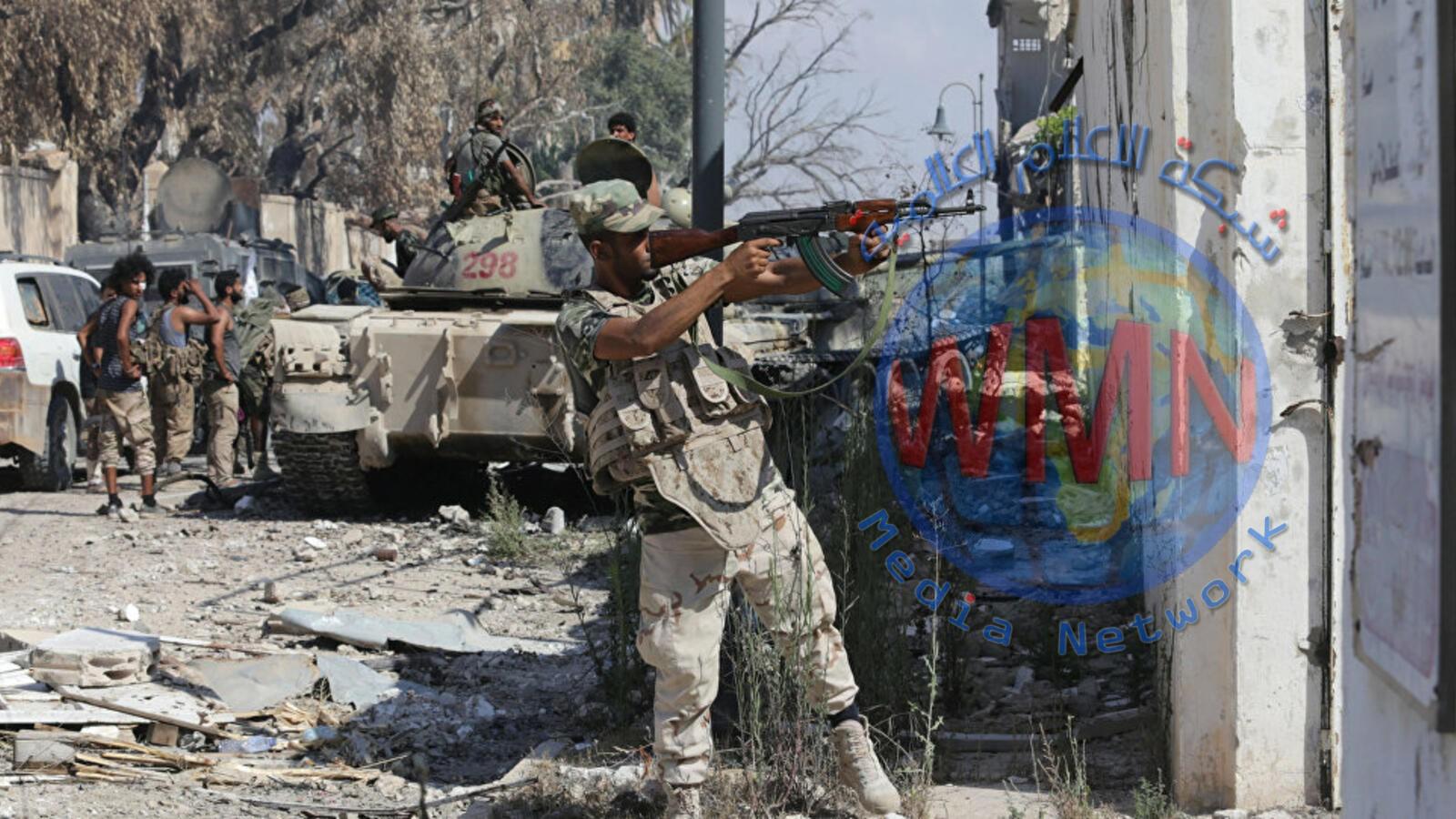 ليبيا: اشتباكات عنيفة وغارات مكثفة على العاصمة طرابلس