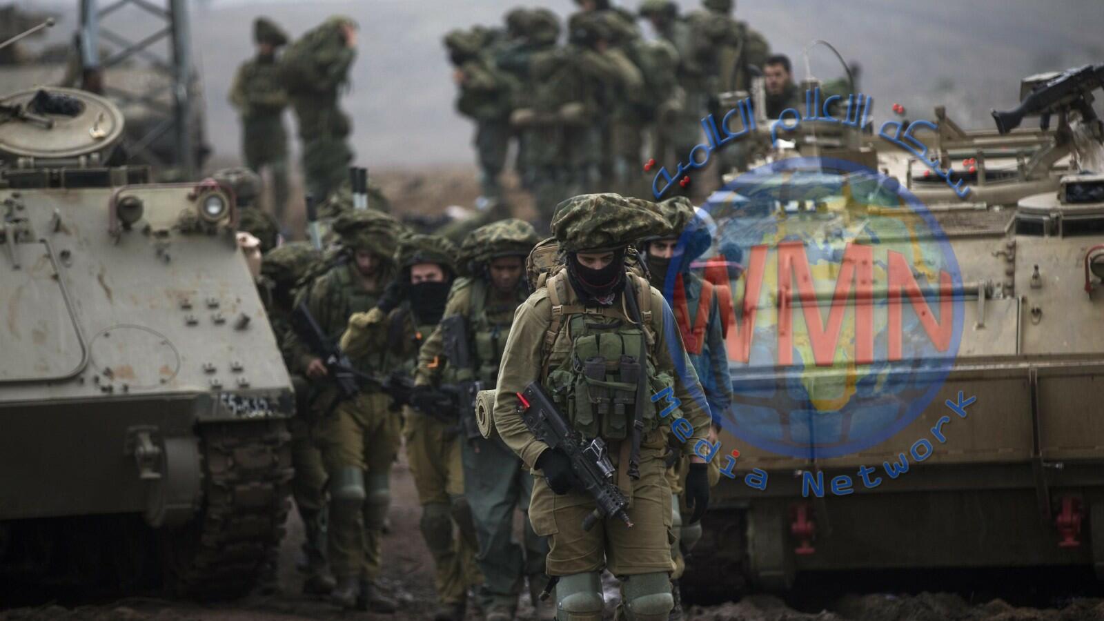 جيش الاحتلال الإسرائيلي يطلق النار على مقر أمني فلسطيني شمالي الضفة