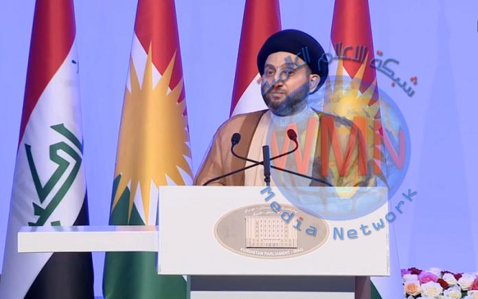 عمار الحكيم: العلاقة بين العراق وكردستان اكبر من الشخوص والحكومات