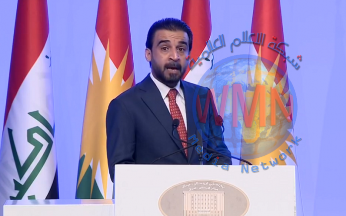 محمد الحلبوسي: البارزاني سيكون قادرا على تصفية المشاكل بين بغداد واربيل