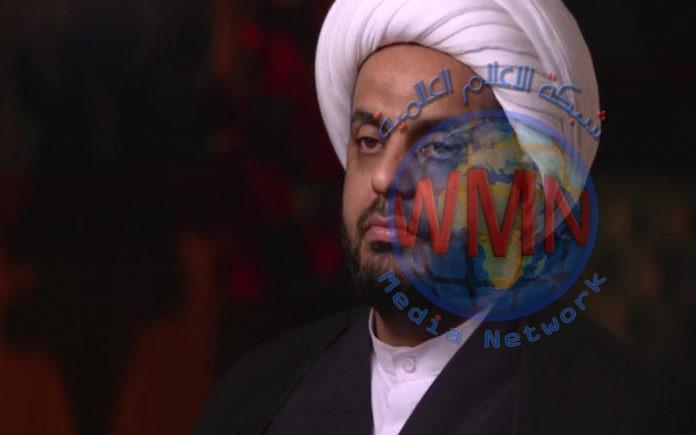 قيس الخزعلي: المعارضة ظاهرة صحية شرط الالتزام بالتزامتها