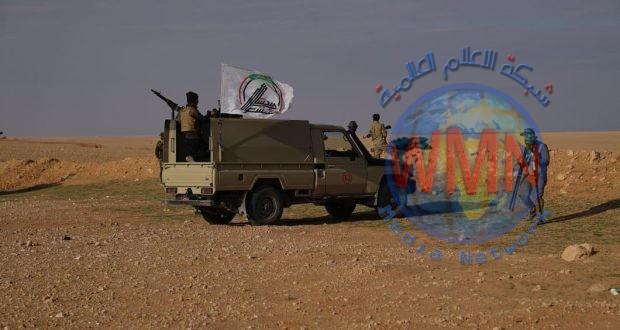 قوة من اللواء 27 في الحشد تلقي القبض على قيادي بداعش شرق الأنبار