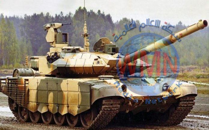 الكشف عن دبابة مطبوعة بطابعة ثلاثية الأبعاد