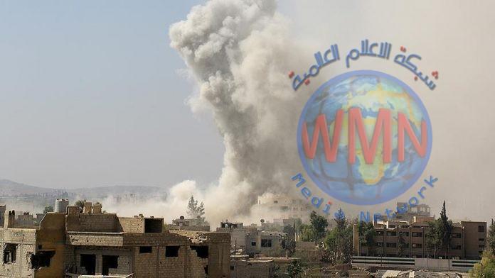 قصف جوي يستهدف مخزنا للنفط والغاز في ليبيا