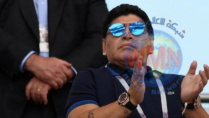 مارادونا ينفي إصابته بالزهايمر
