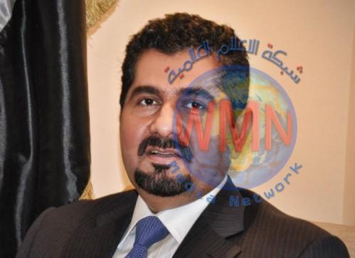 القيادي في تحالف البناء النائب علي الصجري يهنئ الاسرة الصحفية بمناسبة عيد الصحافة العراقية