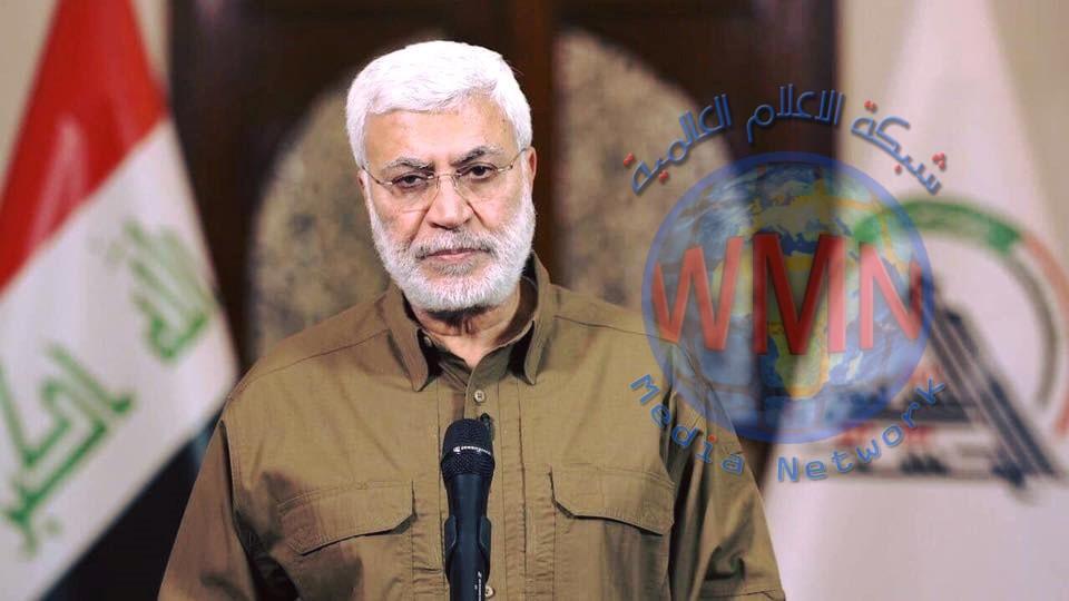 الحاج ابو مهدي المهندس يهنئ العالم الاسلامي والشعب العراقي بمناسبة عيد الفطر