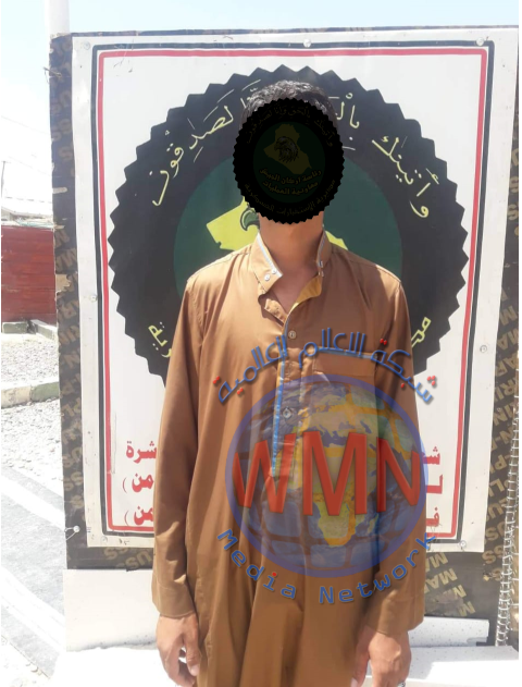 الاستخبارات العسكرية تقبض على إرهابي يجمع الاتاوات من الفلاحين في الكرمة