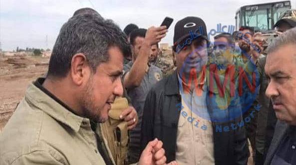 الساعدي: خطط لتعزيز التنسيق بين قاطعي صلاح الدين ونينوى