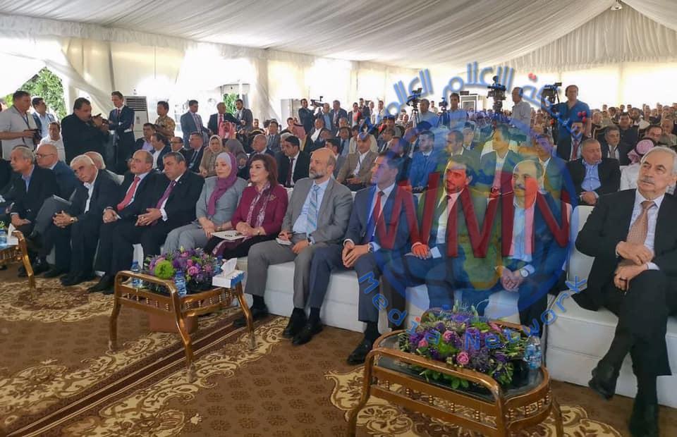 وزير التخطيط يشارك في المعرض الدولي الثالث عشر للبناء والإنشاء والصناعات الهندسية والطاقة المتجددة في الاردن