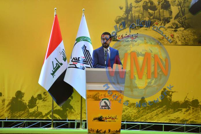 الحلبوسي: ليس من اللائق ان يلعب العراق دور الحياد السلبي بشأن تطورات المنطقة