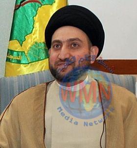 السيد عمار الحكيم يهنئ صحفيي العراق ويدعو لخطاب موضوعي هادف