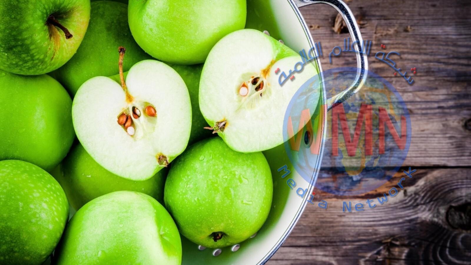فوائد بذور التفاح الأخضر