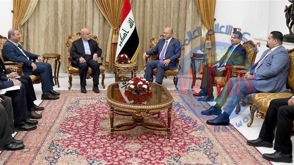 السفير الإيراني لدى بغداد إيرج مسجدي يثمن مواقف العراق على الصعيد الدولي والإقليمي
