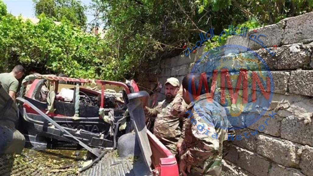 الحشد الشعبي يبطل مفعول سيارة مفخخة في الموصل