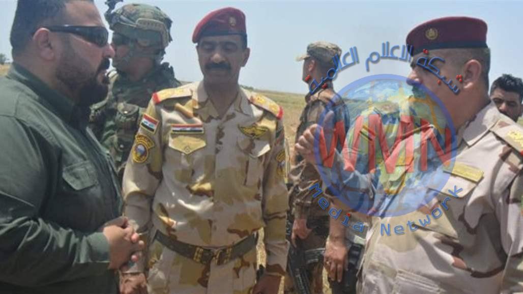 الحشد الشعبي والقوات الأمنية ينفّذان عملية تطهير واسعة في جزيرة صلاح الدين