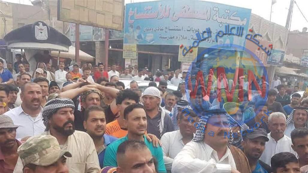 انطلاق تظاهرات في الديوانية بسبب انقطاع الكهرباء