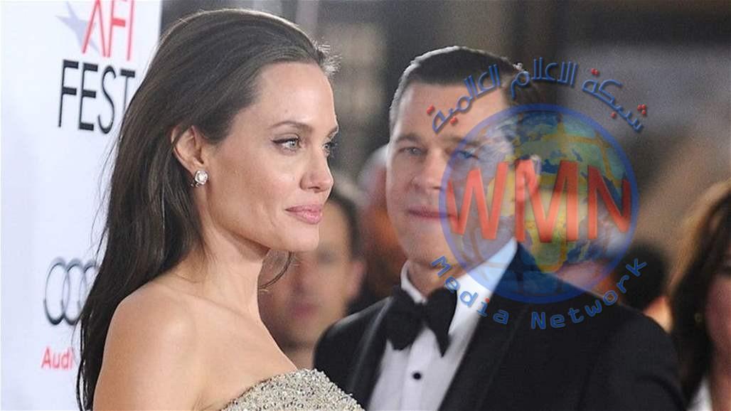 """بعد 3 سنوات… براد بيت """"ينذر"""" أنجلينا جولي"""
