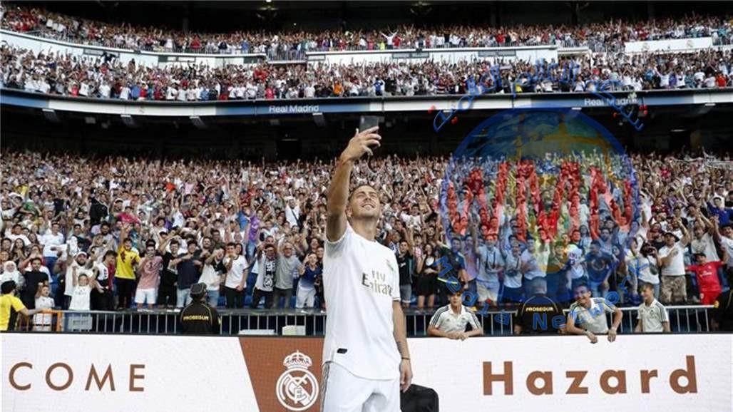 هازارد: البطولات مع ريال مدريد اهم من الكرة الذهبية
