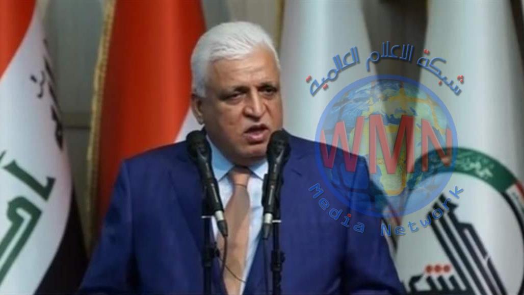 فالح الفياض يثني على حكومة عبد المهدي: لم تتجاوز قيم الشعب