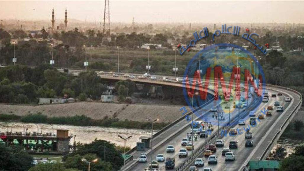 لجنة بغداد الامنية تنفي بيان خلية الاعلام بشأن سقوط صاروخ في الجادرية امس