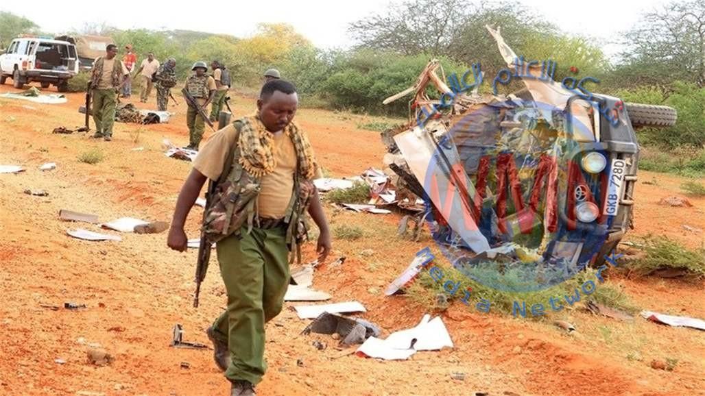 مقتل عدد من عناصر الشرطة الكينية بتفجير قرب الحدود الصومالية