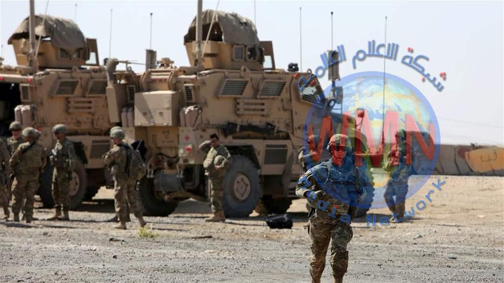 استعدادات لاجلاء بعض المتعاقدين الاميركيين من قاعدة بلد الجوية