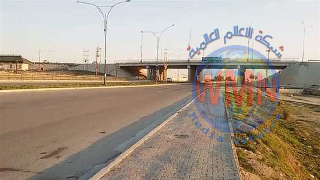 المرور تعلن بدء أعمال المرحلة الثانية من تأهيل طريق سريع صلاح الدين شمالي بغداد