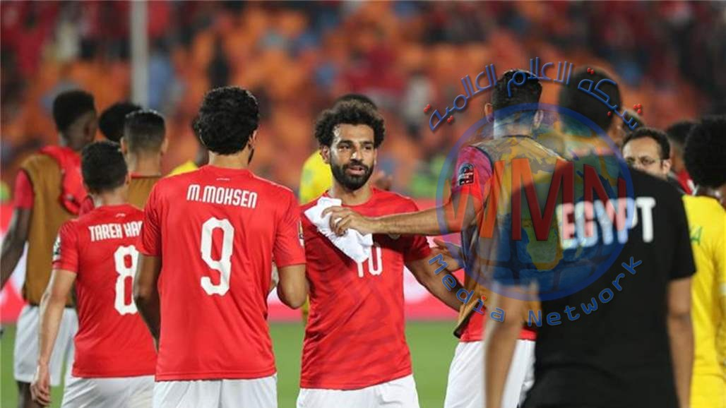 صلاح والمحمدي يقودان مصر الى ثمن نهائي امم افريقيا