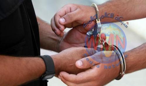 اعتقال احد كبار تجار المخدرات شمالي بابل