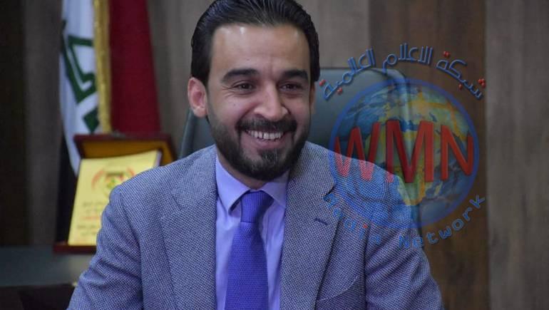 رئيس مجلس النواب يهنئ الاستاذ مؤيد اللامي لفوزة بعضوية المكتب التنفيذي للاتحاد الدولي للصحفيين