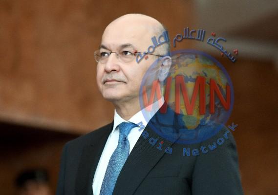 برهم صالح: الاتحاد الوطني تحدى الظلم والديكتاتورية في أحلك الظروف
